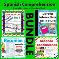 resumen summary spanish task cards includes a set of 24 short