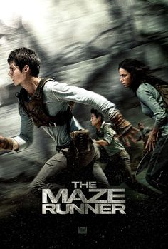 THE MAZE RUNNER poster #mazerunner