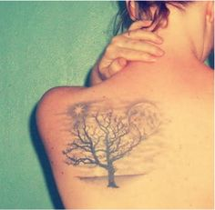 The tattoo I want has the same concept.. Gathering ideas so I can draw mine up..