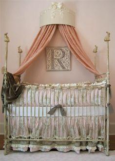 25 Iron Cribs Ideas For Your Kid's Nursery | Kidsomania