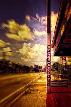 """Cafe Cubano"" ... by Mark ""Machine"" Graham on 500px Olympus OM-D E-M5, 16mm (mft), 1/4000 @ f/2.8, ISO 100"