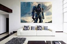 GALLERY WRAPPED CANVASES i print high quality printer on canvas. 3 cm thick (depth) stretcher bars, side covered Picture.., 100 year guarantee indoor , Satin UV Protective Finish, Ready to Hang Open the box>hang to wall>enjoy ◆ SIZES in inch / centimetres for one panel:  22x32 inch ( 55x80 cm) =100 usd 24x36inch ( 60x90 cm) =110 usd 30x44 inch ( 75x110 cm) =140 usd   for 3 panels each panel 12x24  total 36x24  =120 usd each panel 14x28  total 42x28  = 140 ...