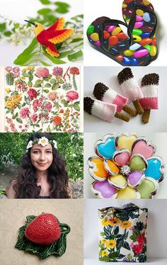 Summer 2015 by Kitty moore on Etsy--Pinned with TreasuryPin.com