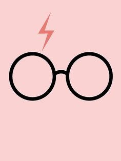 """""""Harry Potter - Minimalist (Pink)"""" Canvas Prints by runswithwolves 