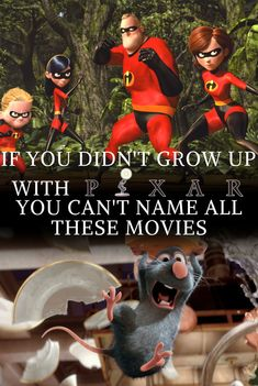 Quiz: If you didn't grow up with Pixar, you can't name all these movies! Take this quiz and test your Pixar movie knowledge by watching clips from the animated films and choosing the correct movie title! Pixar Quiz, Movie Quiz, Buzzfeed Quizzes, Playbuzz Quiz, Movie Trivia