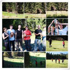 """Das vergangene #Outdoorpädagogik-Ausbildungswochenende wurde mit dem legendären """"Tiroltalwurfholzbergaufundablaufwettbewerb"""" abgeschlossen. Hier die Siegerinnen und Sieger des äußerst spannenden Bewerbs."""