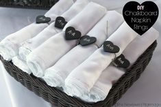 get the hearts and color them different colors for the napkin rings for under the rainbow  http://www.thenewlywedpilgrimage.com/crafts/chalkboard-napkin-rings/#sthash.rasboSOt.bdfqU0fq.dpbs