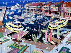 Pier 39 ~ Alexander Chen
