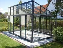 Moderne drivhus