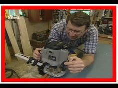 How to Use a Router (Part 1) - YouTube