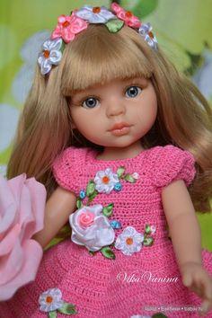 Карла-любовь моя / Paola Reina, Antonio Juan и другие испанские куклы / Бэйбики. Куклы фото. Одежда для кукол