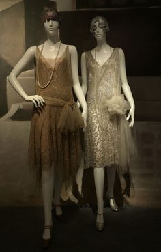 Lanvin Flapper, 1923 Costume Institute Exhibition Preview