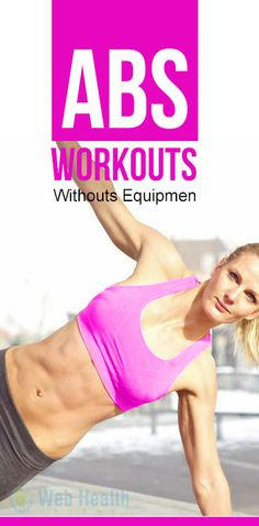 Anyone would love to have them or be admired and appreciated of being fit and healthy. : #ab_workouts
