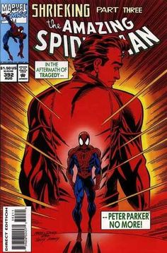 The Amazing Spider-Man #392 - August 1994