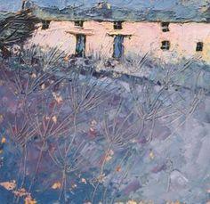 John PIPER-Winter Blackthorn