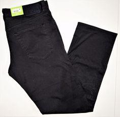 BOSS Hugo Boss men's C-MAINE  classic fit navy blue denim wash size 36x32 NEW  #BOSSHugoBoss #ClassicStraightLeg