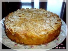 The Different Pastas in Italian Food Italian Desserts, Just Desserts, Italian Recipes, Bakery Recipes, Cooking Recipes, Ricotta Dessert, Cocktail Desserts, Apple Cake Recipes, Breakfast Cake