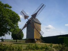 Moulin Peulard à Bouville (Eure-et-Loir) France
