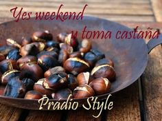 Yes weekend y toma castaña