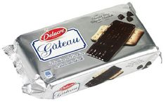 DELACRE Gâteau met chocolade 200 g Biscuits, Crack Crackers, Cookie Recipes, Cookies, Biscuit, Cookie