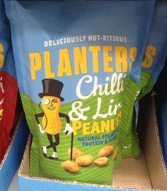 Chili & Lime Peanuts