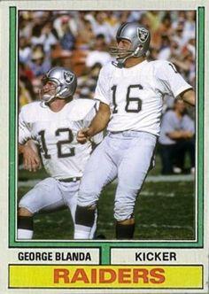 George Blanda Oakland Raiders #babygeorge #baby #george #guys Nfl Raiders, Raiders Girl, Oakland Raiders Football, Football Memes, Nfl Football, American Football, Football Players, Football Trading Cards, Football Cards