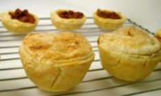 Little meat pies