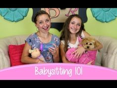 Babysitting 101 | Tips and Guidelines for Beginners / Great info for Cadette Babysitting Badge