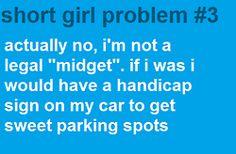 Short Girl Problems #3