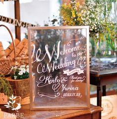 顔合わせしおりから花嫁の手紙まで*結婚式アイテムがなんでも揃うファルベのおすすめ商品リスト*にて紹介している画像