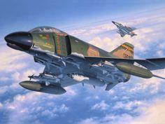 F-4C Phantom II 'MiG Killers' (Egbert Friedl)