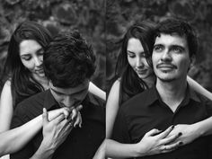 Pré-Wedding Lígia e Guilherme! © Tertúlia Fotografia - Fotografia Social #precasamento #ensaio #prewedding #blackandwhite #pretoebranco #casamento #photoshoot #retrato #retratodecasais #bauru #fotografiadecasamento