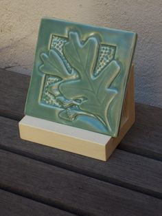 Arts and Crafts Mission Style Oak Leaf and Acorn by CindySearles
