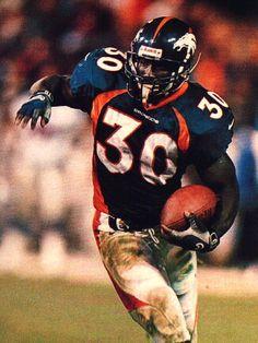 Terrell Davis - #30 - Denver Broncos - RB