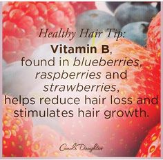 Your diet is vital to your hair health. #bianchissalon
