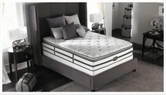 Simmons Beautyrest Anacostia Plush Pillow Top Mattress (Up to Off). Five Sizes Available. Full Mattress, Mattress Sets, Pillow Top Mattress, Queen Mattress, Best Mattress, Simmons Beautyrest, California King Mattress, White Gloves, Plush Pillow