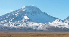 V° Pomerape  6282 mts. Altitude  CHILE