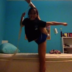 TIP: Stretching your bow and arrow! This is sick, I need this.