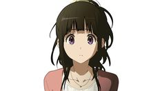 Anime Hyouka  Eru Chitanda Wallpaper