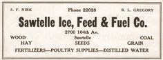 Located on 104th ave. later renamed to Sawtelle Blvd......2700 address was later changed to 1700. This business was located on SE corner of Sawtelle Blvd. and Iowa avenue......Source: Santa Monica City Directory 1925