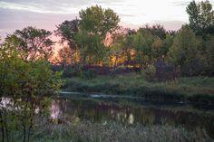 Sunrise in September