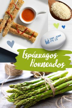 Repinea esta saludable entrada y comparte con la familia todo el sabor y nutrientes de Huevo San Juan. Asparagus, Nom Nom, Snacks, Vegetables, Food, Favorite Recipes, Eggs, San Juan, Healthy