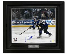8c3bd466 Luc Robitaille Los Angeles Kings Autographed Final Season 24x28 Hockey  Frame #LosAngelesKings