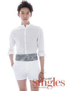 Yun Joon Suk - Singles Magazine July Issue 13