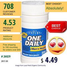21St Century #StCentury #Vitamins