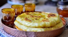 Bouchiar, matloua Mili galette moelleuse berbère Bouchiar (بوشيار) est une délicieuse galet...