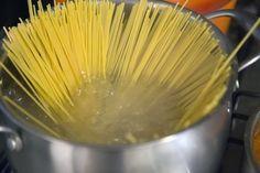 Spaghetti: sabor de memórias!