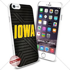 "NCAA Iowa Hawkeyes iPhone 6 4.7"" Case Cover Protector for iPhone 6 TPU Rubber Case White, http://www.amazon.com/dp/B0176JW3IY/ref=cm_sw_r_pi_awdm_3Vgmwb12ZR5EA"