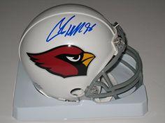 Chris Wells Arizona Cardinals Helmets