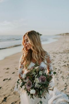 Breezy Cream and Beige Beach Wedding at Levyland Estates Tori and Niko's dreamy California beach wedding at Levyland Estates have us longing for warmer weather, sand between our toes, and picturesque sunsets. Wedding Pics, Wedding Shoot, Wedding Trends, Wedding Dresses, Wedding Ceremony, Wedding Beach, Beach Ceremony, Wedding Ideas, Beach Weddings